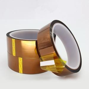 Image 3 - 갈색 고온 폴리이 미드 절연 테이프 납땜 저항 배터리 회로 기판 테이프 변압기 전기