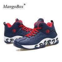 MangoBox Men Basketball Shoes 2016 Hot Sale Shoes Basketball Men Cheap Boys Girls Basketball Trainers Yellow