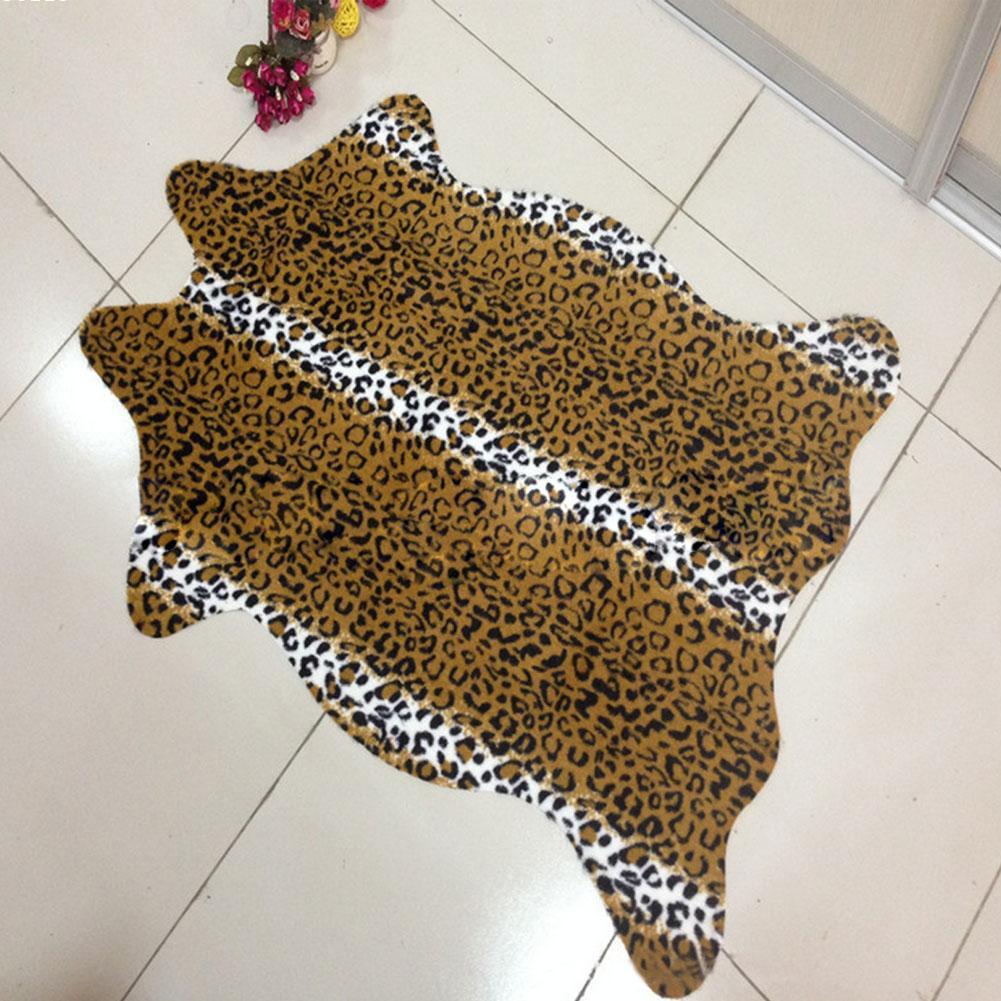 110*75 CM Zebra Leopard Giraffe Tiger Cow Print Rug Faux Cowhide Tricolor  Cowhide Rug Animal Printed Carpet In Carpet From Home U0026 Garden On  Aliexpress.com ...