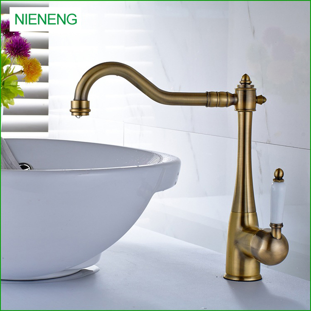 NIENENG basin faucet bathroom faucets environmental protection ...
