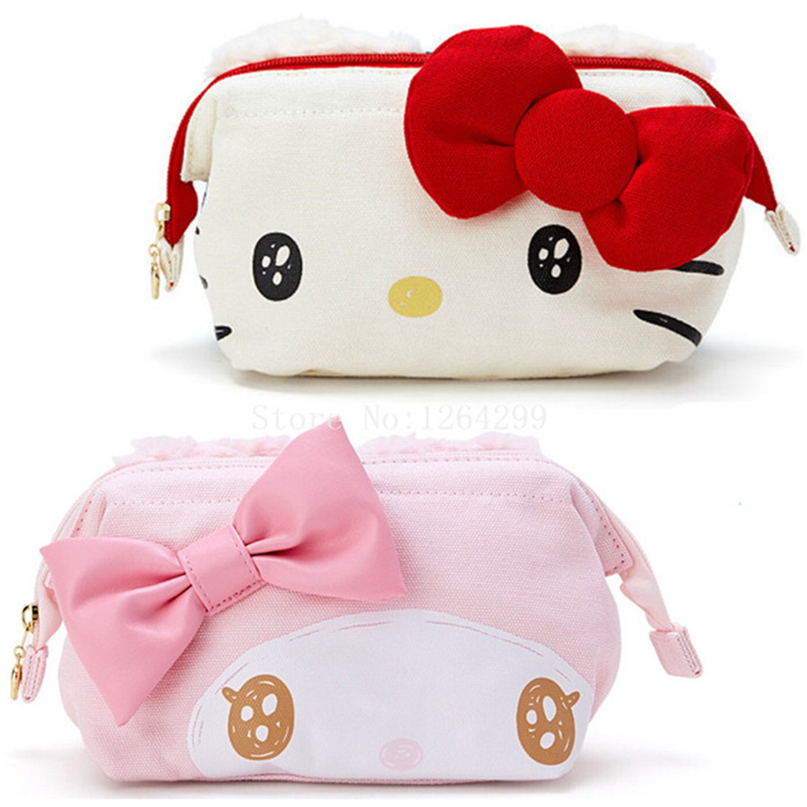 New Fashion Hello Kitty My Melody Girls Kids Canvas ...