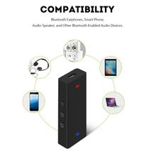 R11 Mini Portátil HIFI Amplificador de Áudio fone de Ouvido Bluetooth Fone De Ouvido 3.5mm Estéreo AUX