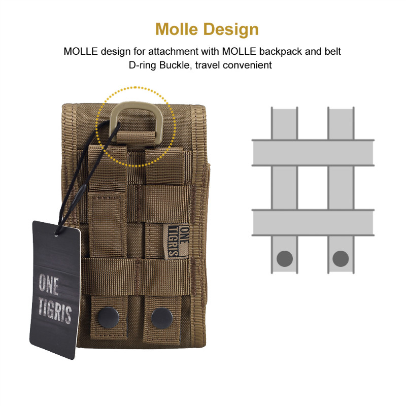 HTB1pREgOFXXXXc9apXXq6xXFXXX9 - OneTigris MOLLE Tactical Hunting Waist Bag Smartphone Holder Pouch for iPhone6s SE iPhone6 Plus 8Plus iPhone X