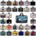 Personalizar fundas 15'6 portátil 7 9.7 14.6 15.6 17 17.3 Laptop maletines para portátiles de La bolsa de la Manga para macbook pro caso 15 LB-24818