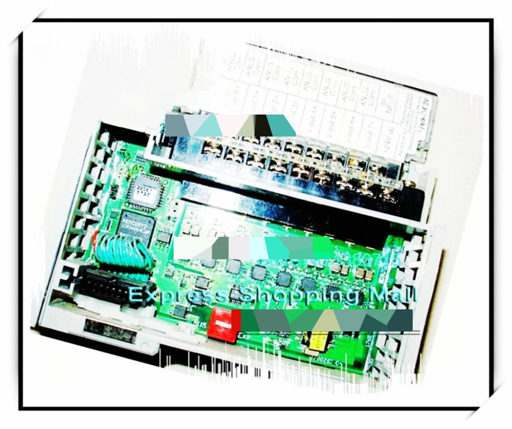 New Original 1769-OF8V PLC 8 outputs single-ended Compact Analog I/O Module new original 1794 ie8 plc flex analog input module 8 single ended inputs