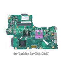 laptop motherboard for toshiba satellite C655 1310A2355302 V000225020 GL40 DDR3