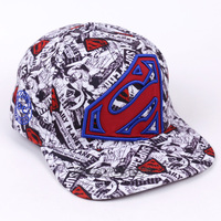 Superman Snapback Hip Hop Caps Men Women Fashion Brand Baseball Cap Adjustable B Boy Casual Hat
