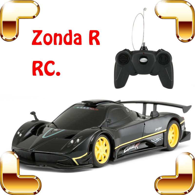 New Arrival Gift Zonda R 1/24 RC Remote Control Car Speed Racing Machine Electric Radio Cars Toys Drift Drive Luxury Present
