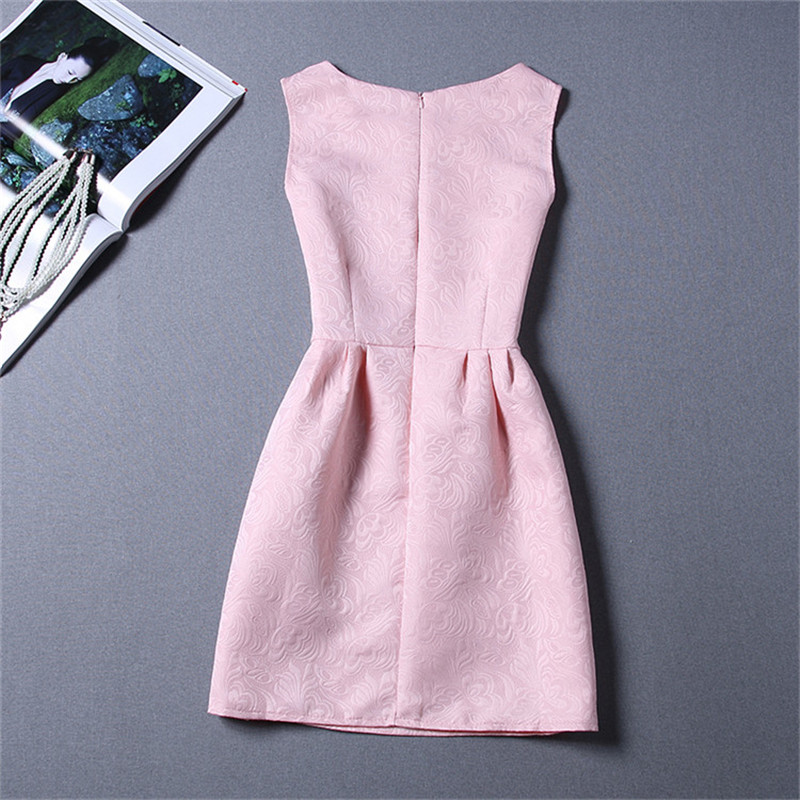 Summer Sleeveless Girls Dresses Daily Casual School Wear Teen Girl Floral A-line Dress Children Clothing for 6 8 10 12 Years 5