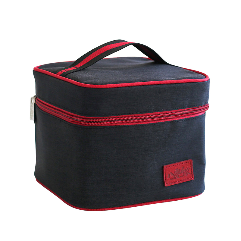 Womens Mens Insulated Thermal Cooler Lunch Bag Box Carry Tote Food Storage Case