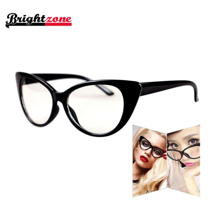 c381f4ce1195 www.lesbauxdeprovence.com   Buy 2016 Brand Design Fashion Cat Eye Eyeglasses  Frames Women