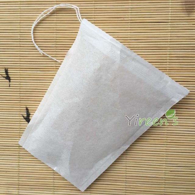 100pcs Tzoid Filter Paper Teabag Disposable Food Grade Bags