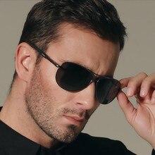 Hombres gafas de sol polarizadas de conducción anti-ultravioleta veithdia gafas gafas gafas de sol gafas de sol de diseñador de la marca