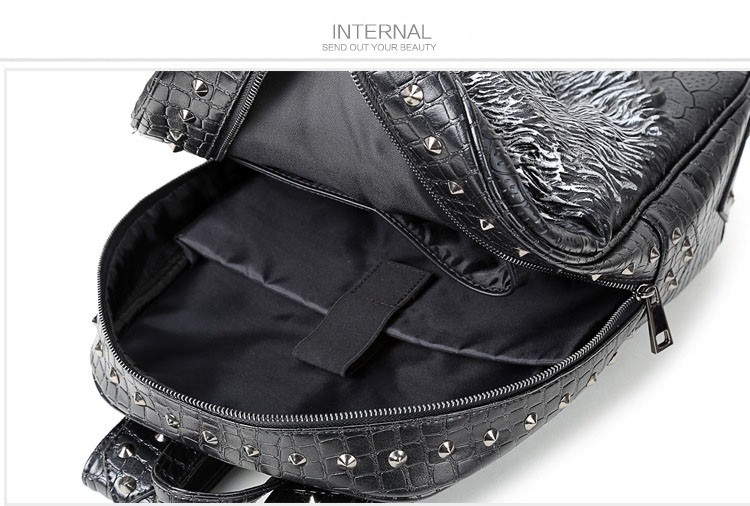 wolf head backpack (4)