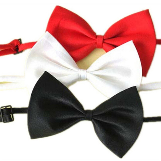3pc/lot Fashion Pet Dog Cat Collar Cute Bow Tie Necktie for Dogs Pet ...
