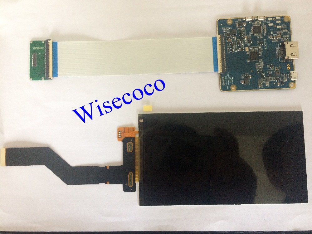 6 inch 2k 1440P LS060R1SX02 LCD LCM hdmi to mipi component 100% new with mipi interface for VR projector/HMD