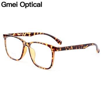 Gmei البصرية Urltra ضوء TR90 النساء إطارات النظارات البصرية البلاستيك البصرية نظارات إطار للرجال قصر النظر نظارات Oculos M5110