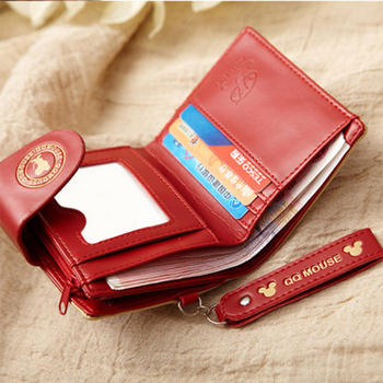 Mickey Mouse Wallet 5