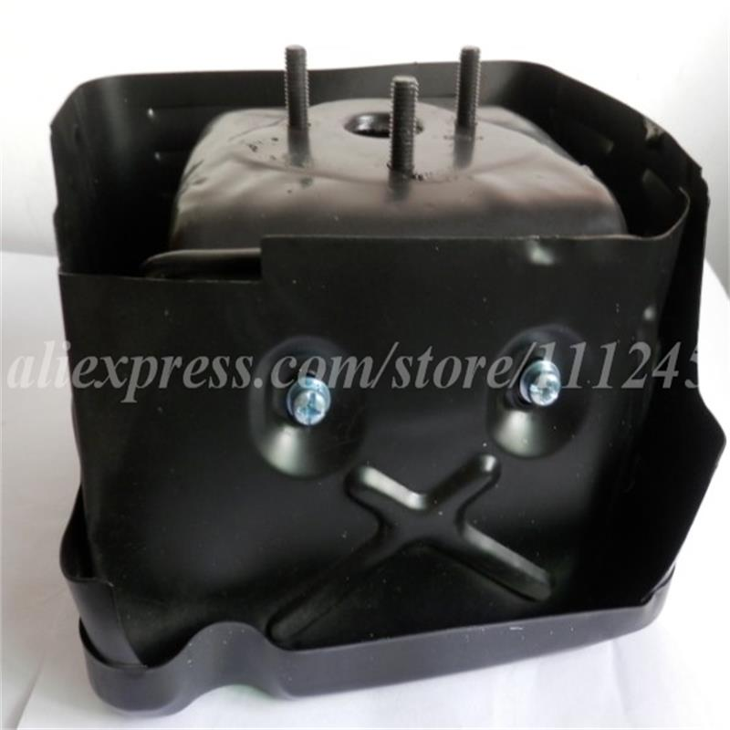 MUFFLER & COVER  ASSEMBLY FITS HONDA  GX340 GX390 GX420 389CC FREE SHIPPING 420CC 13HP HEAT SHIELD ASSY WATER PUMP RAIL PARTS free shipping motorcycle accessories modified for honda cb400 1992 1998 vtec 99 07 new high water pump assembly