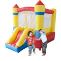 YARD Indoor Outdoor Inflatable Bouncers with Slide Mini Bouncy Castle for Party Events Special Offer for Asia