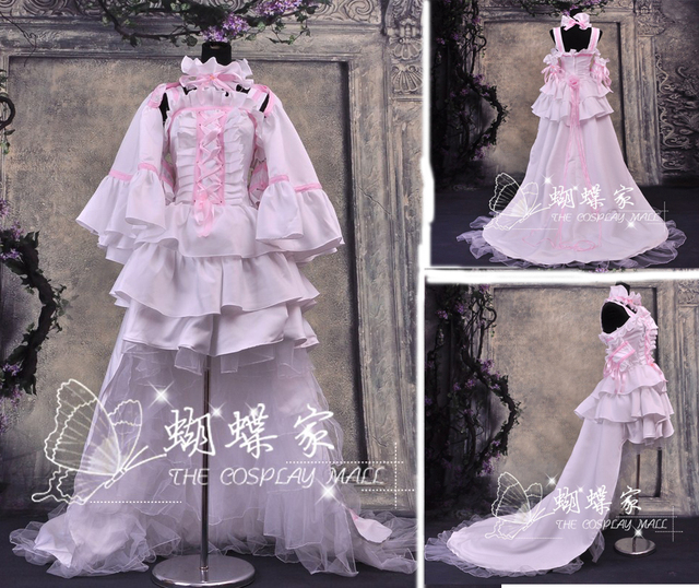 New Chobits Chii   s Cosplay Costume Dress Pink with White from Chobittsu chobits  cosplay woman party dress 2b6ee7edf795