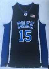 d175ddf34cd5 Jazz Vaiten Mens Duke Blue Devils Jahlil Okafor College Basketball Jersey  15 Jahlil Okafor  34
