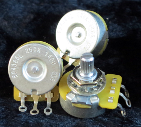 Bass Guitar Potentiometers Promotion-Shop for Promotional Bass ...