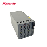 Single Output Switching power supply for LED Strip light AC DC safe package wide range input 1200W SCN 1200 12/24/48