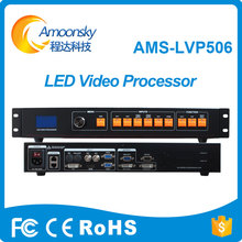 Best Price Outdoor Indoor Full Color Led Screen Display Led Video Wall Controller HDMI DVI AV Converter Video Processor LVP506