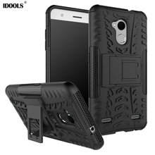 Case for ZTE Blade V6 Plus A2 V7 Lite Phone Bags Cases Dirt Resistant 2 in 1 Pla