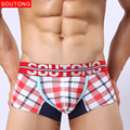 Soutong Men Underpants 2016 Men Underwear Boxers Shorts Cotton Men Underwear Boxers Masculina Cueca Boxers Underwear Men A0954