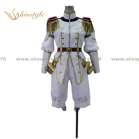 Kisstyle Fashion Ixion Saga DT Erecpyle Dukakis Uniform COS Clothing Cosplay Costume Customized Accepted