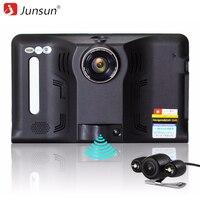 HD 7 Inch Android 4 4 2 FHD 1080P Car DVR Dash Camera Video Recorder Rear