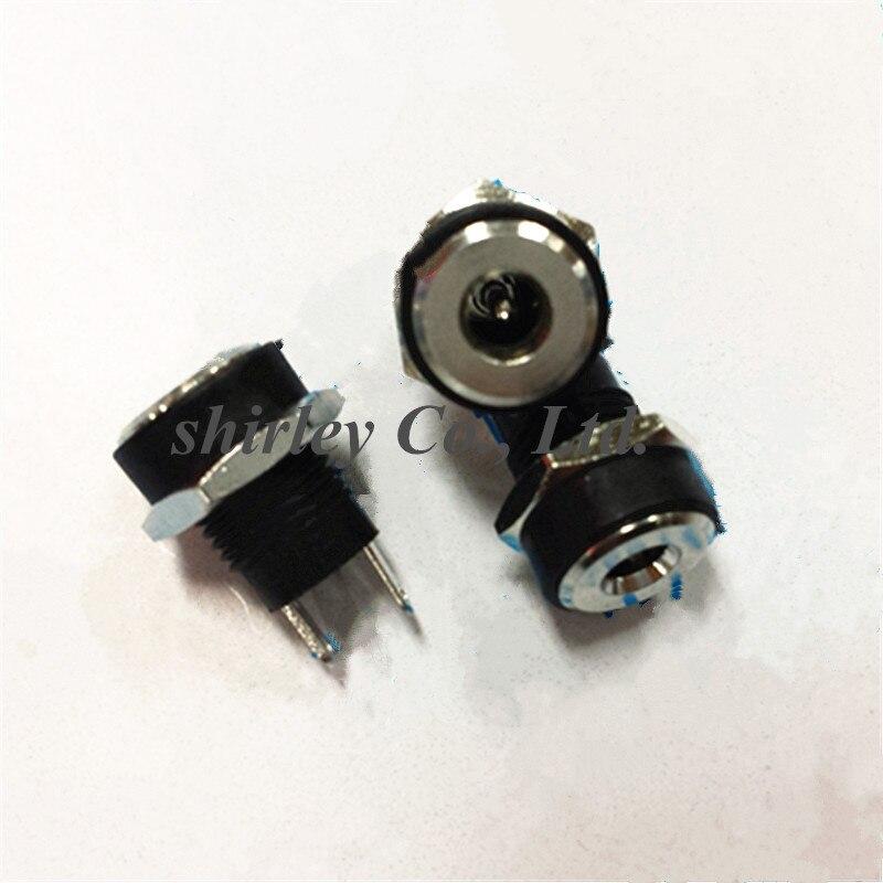 5 шт., адаптер питания постоянного тока 3,5*1,3, разъем jack DC022B x мм