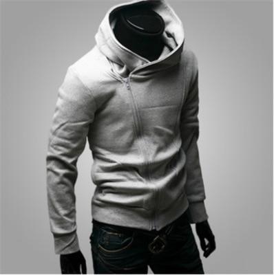 Fashion Mens Slim Fit Sexy Top Designed Hoodies Sweatshirts men Mens casual Clothing hoodie hoody sweatshirt hooded zipper
