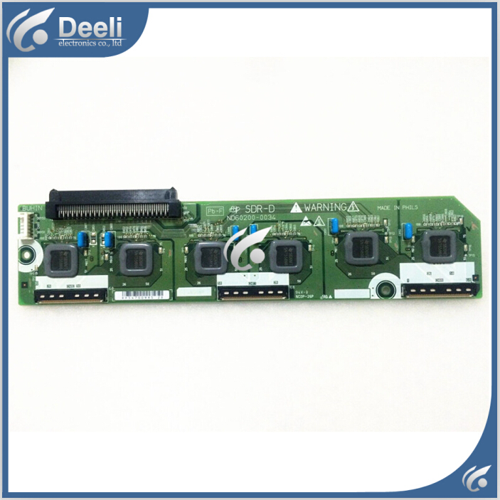 95% new good Working original used for  ND60200-0034 Buffer plate board 1pcs 95% new used original board lc470due sfr1 lc470eun sff1