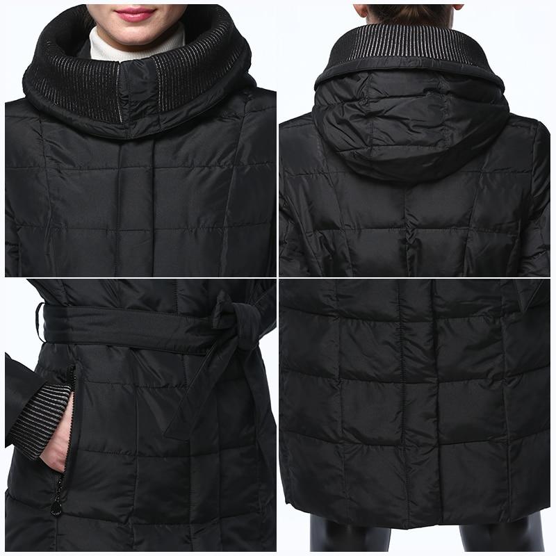 SnowClassic-kevättakki naisten talvitakki naisten lämmin - Naisten vaatteet - Valokuva 5