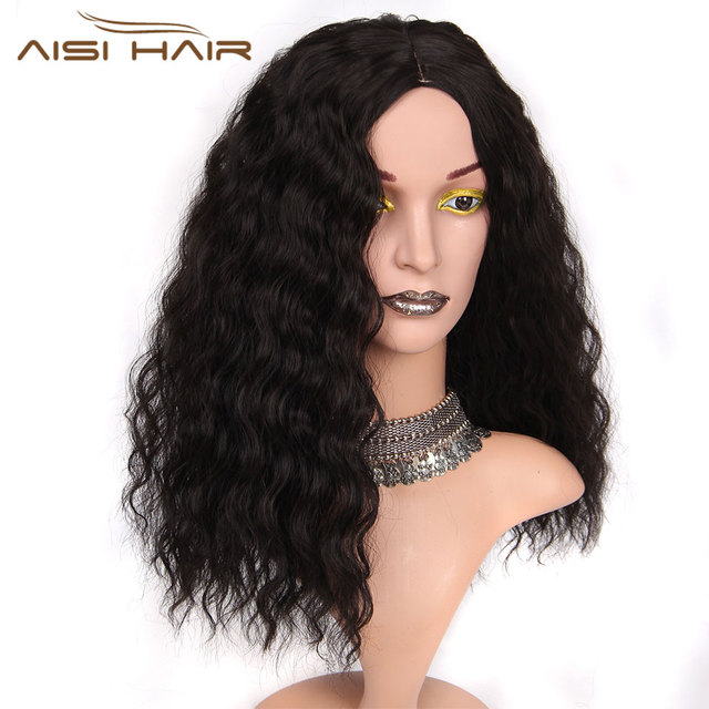 Is A Wig 14long Synthetic Black Wigs Short Hair For Black Womens