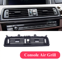 JEAZEA 64229166885 Front Console Center Gril Dash AC Air Heater Vent For BMW 5 F10 F11 F18 520i 523i 525i 528i 520 523 525 528