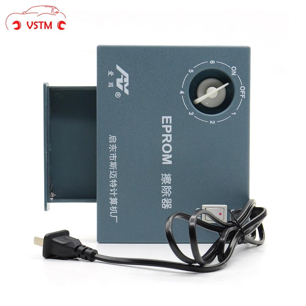 UV Eprom Eraser Erase Ultraviolet Light Erasable Timer Semiconductor Wafer (IC) Erase Radiation, Small Items Disinfection