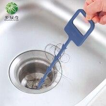 DUOLVQI 2 шт. для ванной волос канализационных фильтр очистители Outlet Кухонная Раковина фильтр анти засорения пол парик удаления забивают инструменты