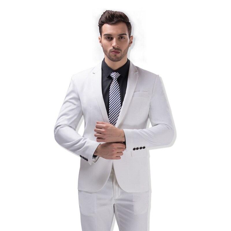 White Velvet Pants Suit