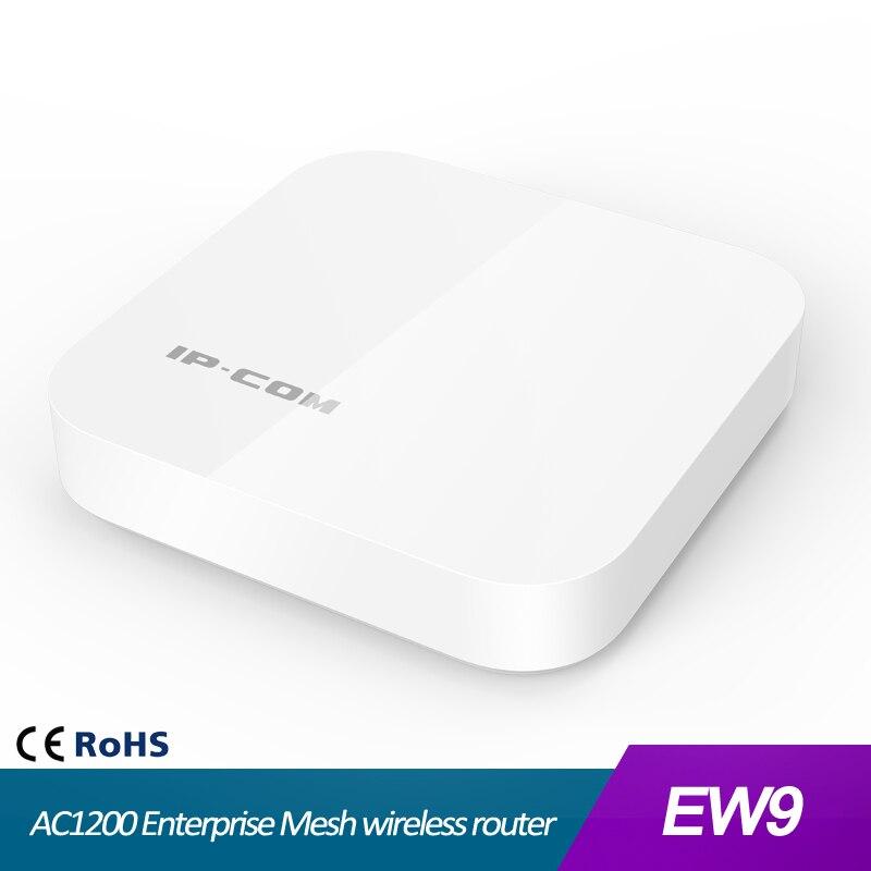 Routeur sans fil AC1200 entreprise maille système Wi-Fi 1200M 11AC Wave2 Wi-Fi véritable maille double WAN gestion intelligente de la bande passante
