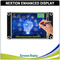 "2.8"" NX3224K028 Nextion Enhanced HMI USART UART Serial Resistive Touch TFT LCD Module Display Panel for Arduino Raspberry Pi"