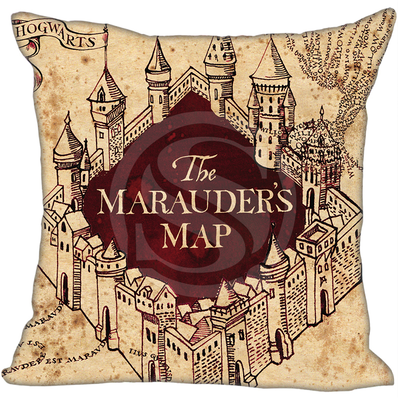 Free Shipping For  Harry Potter Custom Pillowcase, Cushion Throw Cover Case PC-31