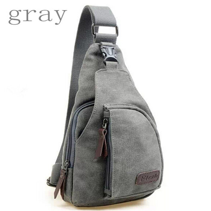 4a6c611556 New Fashion Men Messenger bags Canvas Male Shoulder bag Casual Travel Military  Messenger Bag-in Waist Packs from Luggage   Bags on Aliexpress.com