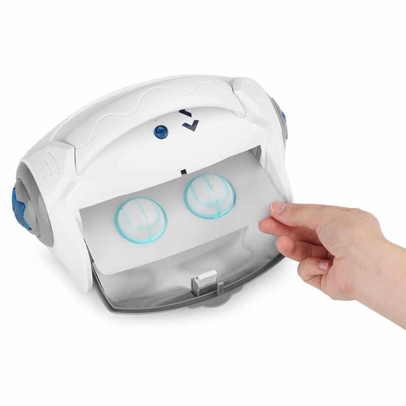 Игрушки для рисования детей 3D Волшебная машина игрушечный принтер с 9 формочками