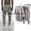 High Quality Designer Clothing Mens Shirring Leg Pants Desert Camouflage Joggers Vintage Tapered Cargo Pant HipHop