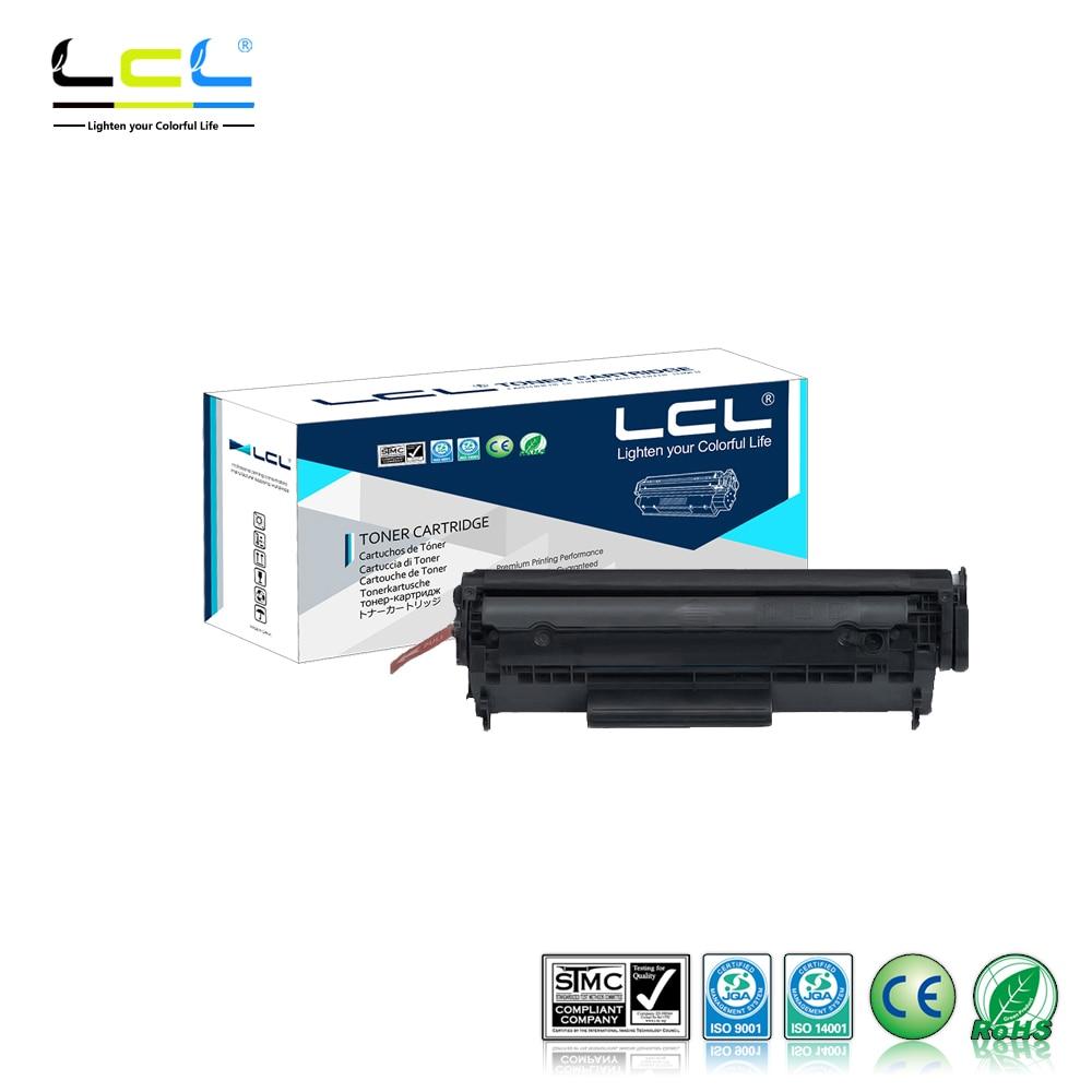 LCL 103 CRG103 703 CRG703 303 CRG-303 (1-Pack Black) Compatible Laser Toner Cartridge for Canon LBP2900/3000