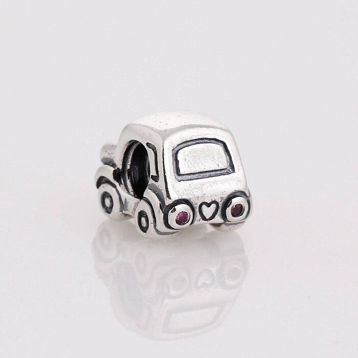 charm pandora macchina